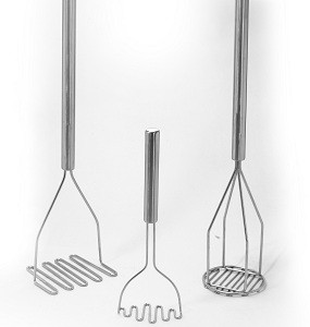 stainless steel mashers