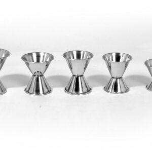 stainless steel jiggers