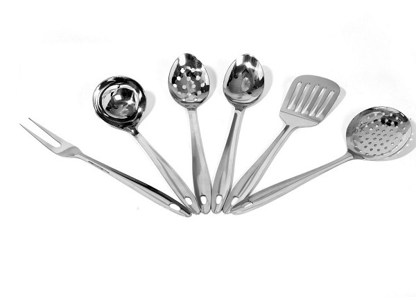 Stainless Steel Pearl Kitchen Tool Set
