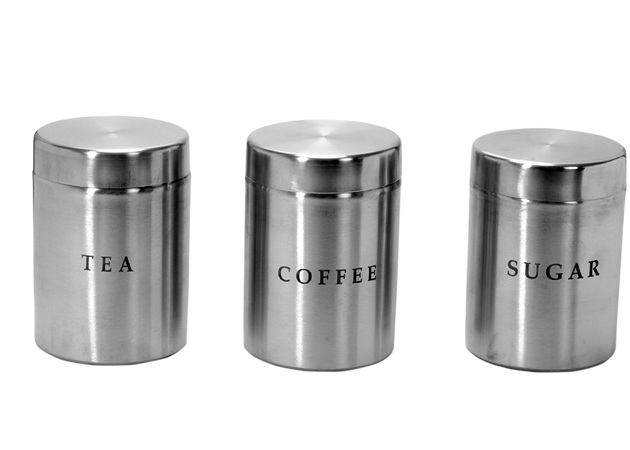 Stainless Steel Sober Canisters Miinox Wares