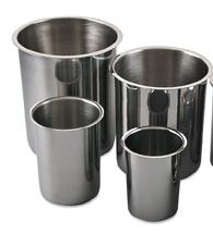 stainless steel bain marie pot