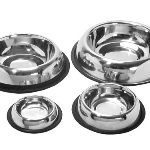 Stainless Steel Belly Anti-Skid Bowls