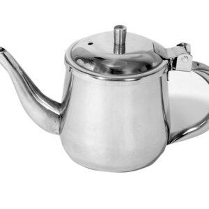 Stainless Steel Gooseneck Teapot 10oz