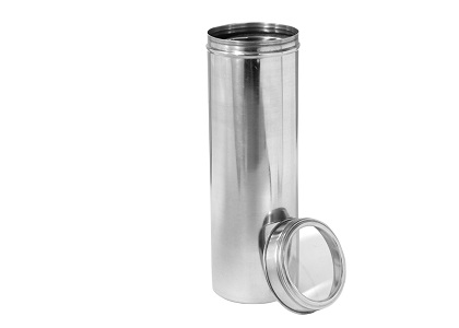 Stainless Steel Pasta Canisters