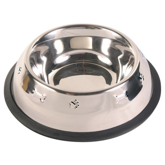 Stainless Steel Pyramid Anti Skid Bowl