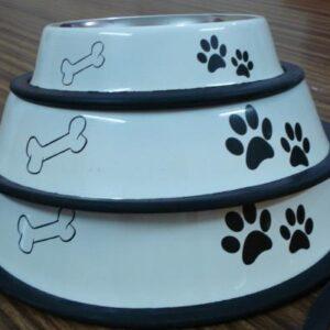 color non skid bowls