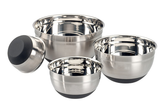non skid german bowls